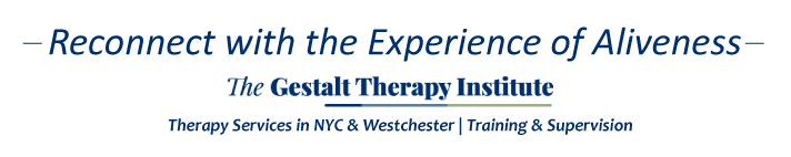 Therapy Services in NYC | The Gestalt Therapy Institute